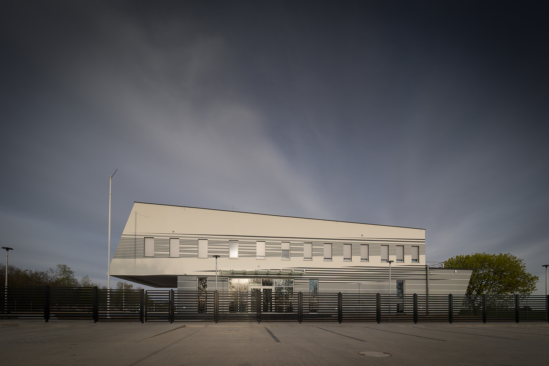 Na zdjęciu nowa baza Rokbus w Rostworowie. Autor: Piotr Stasiak