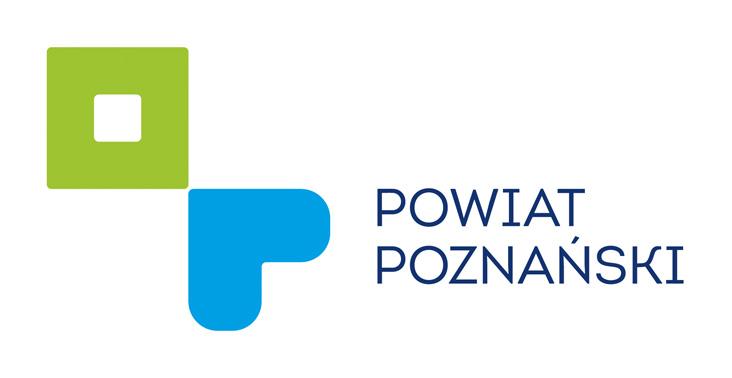 logotyp powiatu poznańskiego